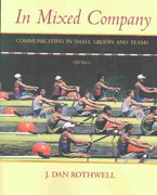 In Mixed Company 5th Edition 9780534606695 0534606695