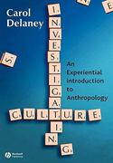 Investigating Culture 1st edition 9780631222378 0631222375
