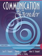 Communication and Gender 4th edition 9780205317202 0205317200