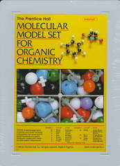 The Prentice Hall Molecular Model Set for Organic Chemistry 2nd edition 9780205081363 0205081363