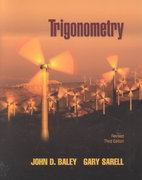 LSC Trigonometry: Revised Third Edition 3rd Edition 9780072833379 0072833378