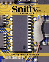 Sniffy the Virtual Rat Pro, Version 2.0 (with CD-ROM) 2nd edition 9780534633608 0534633609