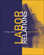 Labor Relations 1st edition 9780072842210 0072842210