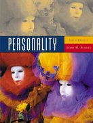Personality (with InfoTrac ) 6th edition 9780534527969 0534527965