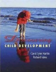 Discovering Child Development 1e 1st Edition 9780618917594 0618917594