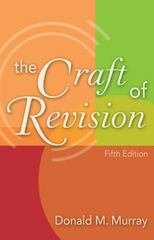 The Craft of Revision 5th edition 9780838407158 0838407153