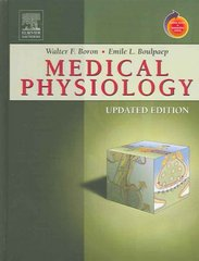Medical Physiology, Updated Edition 1st Edition 9781416023289 1416023283