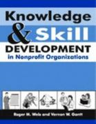 Knowledge and Skill Development in Nonprofit Organizations 0 9781578790586 1578790581