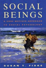 Social Beings 1st Edition 9780471654223 0471654221