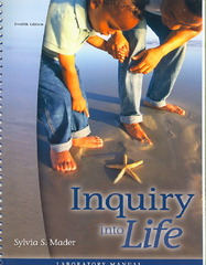 Inquiry into Life 12th edition 9780072986822 0072986824