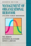 Management of Organizational Behavior 7th Edition 9780132441124 0132441128