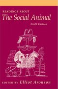 Readings About The Social Animal 9th edition 9780716759669 0716759667