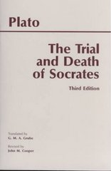 The Trial and Death of Socrates 3rd Edition 9780872205543 0872205541