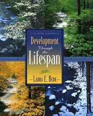 Development Through the Lifespan 4th edition 9780205491254 0205491251