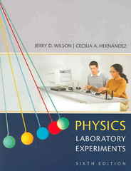 Physics Laboratory Experiments 6th edition 9780618382590 0618382593