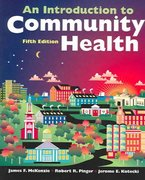 An Introduction to Community Health 5th edition 9780763729530 0763729531