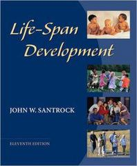 Life-span Development 11th edition 9780073531915 007353191X