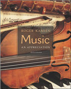 Music 8th edition 9780072885057 007288505X