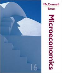 Microeconomics 16th Edition 9780072875614 0072875615