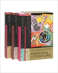 The Norton Anthology of American Literature 7th edition 9780393929942 0393929949