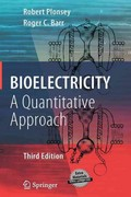 Bioelectricity 3rd edition 9780387488646 0387488642