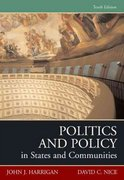 Politics and Policy in States and Communities 10th edition 9780205536382 0205536387
