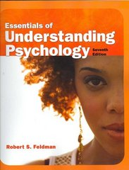 Essentials of Understanding Psychology 7th edition 9780073405490 0073405493