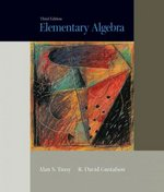 Elementary Algebra, Updated Media Edition (with CD-ROM and MathNOW™, Enhanced iLrn™ Mathematics Tutorial, SBC Web Site Printed Access Card) 3rd edition 9780495188766 049518876X