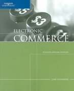 Electronic Commerce 7th edition 9781418837037 1418837032