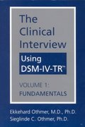 The Clinical Interview Using DSM-IV-TR® 0 9781585620517 1585620513