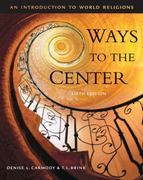 Cengage Advantage Books: Ways to the Center 6th edition 9780534521202 0534521207