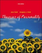 Theories of Personality 6th Edition 9780073191812 0073191817