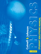 Physics, Student Solutions Manual 7th edition 9780471663263 0471663263