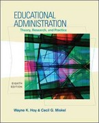 Educational Administration: Theory, Research, and Practice 8th edition 9780073403748 0073403741