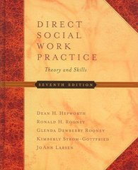 Direct Social Work Practice 7th edition 9780534644581 0534644589