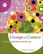 Groups in Context 7th edition 9780072862874 0072862874