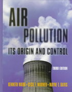 Air Pollution 3rd edition 9780673994165 0673994163