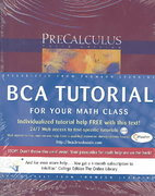 Precalculus (with BCA/iLrn Tutorial and InfoTrac) 3rd edition 9780534462796 0534462790