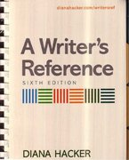 Writer's Reference 6e & MLA Quick Reference Card 6th edition 9780312465315 0312465319