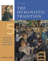 The Humanistic Tradition, Book 5 5th edition 9780072910209 0072910208