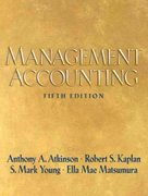 Management Accounting 5th edition 9780131732810 0131732811