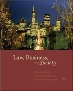 Law, Business, and Society [Abridged] 8th edition 9780073048109 0073048100