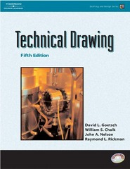Technical Drawing 5th edition 9781401857608 1401857604