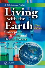Living with the Earth 3rd Edition 9780849379987 0849379989