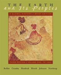 The Earth and Its People 3rd edition 9780618471157 0618471154