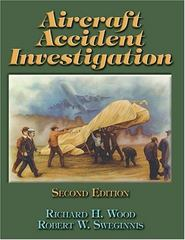 Aircraft Accident Investigation 2nd Edition 9781892944177 1892944170