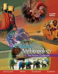 Cultural Anthropology 12th edition 9780495095613 0495095613