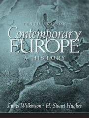 Contemporary Europe 10th edition 9780131841765 0131841769