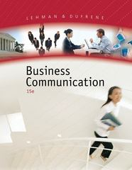 Business Communication (with Teams handbook) 15th edition 9780324375534 0324375530