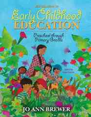 Introduction to Early Childhood Education 6th edition 9780205491452 0205491456